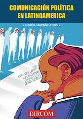 tapa del libro de comunicacion politica en latinoamerica
