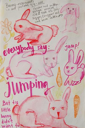 Everybody say: Jump!