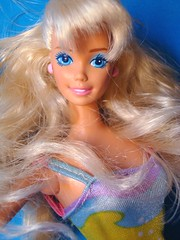 Bathtime Fun Barbie 1990 (Chicomttel) Tags: fun barbie bathtime mattel inc 1990