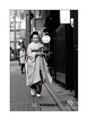 Geiko Geisha Kyoto (Malicky Brain Art Damage) Tags: japan kyoto coke maiko geiko jp geisha gion sayaka japao malicky hanamichi kobu katsugiu