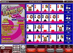 Double Joker Level Up Poker