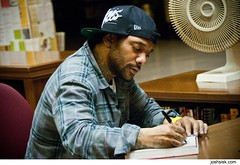 Prodigy Book Signing.