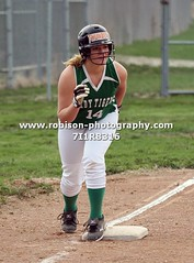 7I1R8316 (warren.robison) Tags: girls sports girl sport ball out photography action central first indiana christian highschool varsity softball bethesda pitcher triton basemen filder fairland ihsaa