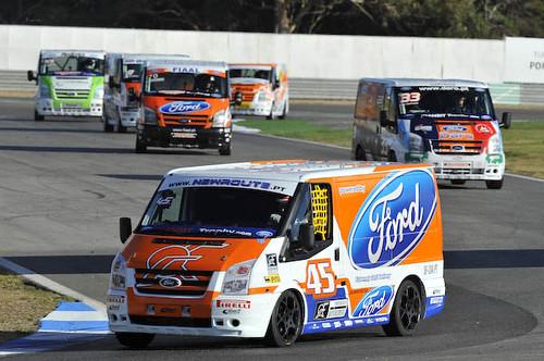 Ford Transit Trophy 2010