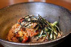 kimchee soba @ cocoron
