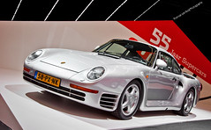 Porsche 959 (Thomas van Rooij) Tags: cars netherlands dutch car amsterdam photography nikon thomas nederland automotive event internationa