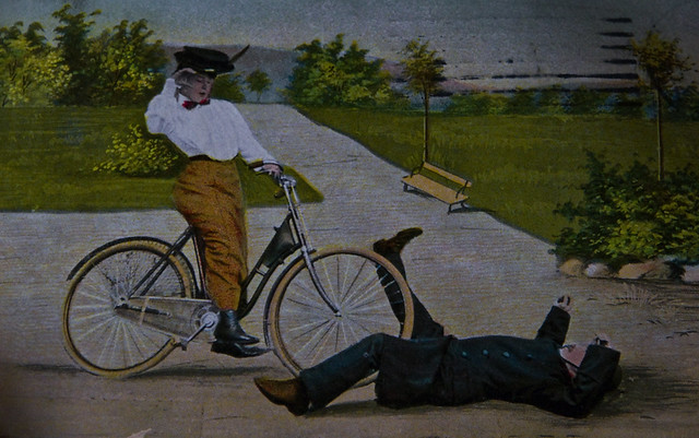 Bicycle Postcard 02