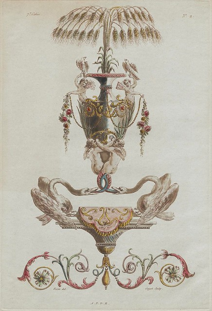 Nouvelle collection d'arabesques, 1810 f