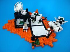 Mars OutPost (aabbee 150) Tags: mars lego outpost foitsop