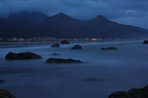 Dreaming in Cannon Beach