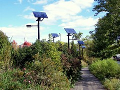 North Branch Solar Panels (Razel613) Tags: solarpanels vonsteubenhighschool northbranchchicagoriver placestowalk bikeandwalkingpath placestobike eliezerappleton