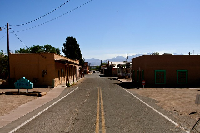 Old town Las Cruces
