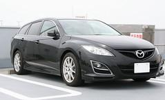Mazda6 wagon マツダアテンザスポーツワゴン20S