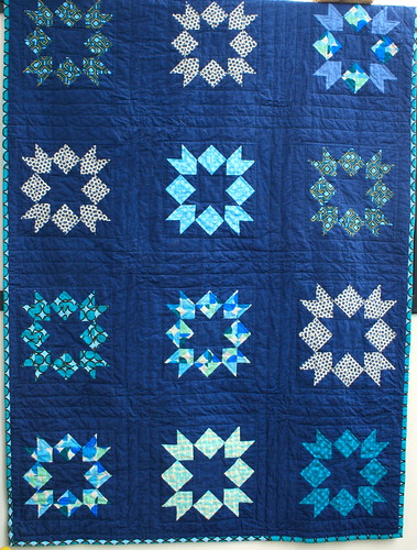 sea quilt front