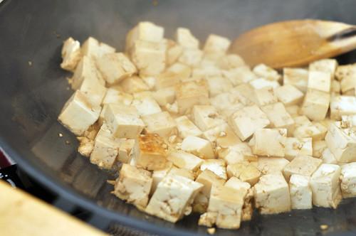 Curry Ginger Banana Stir Fry