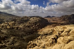 Pétra la magnifique (photosenvrac) Tags: photo petra paysage jordanie supershot