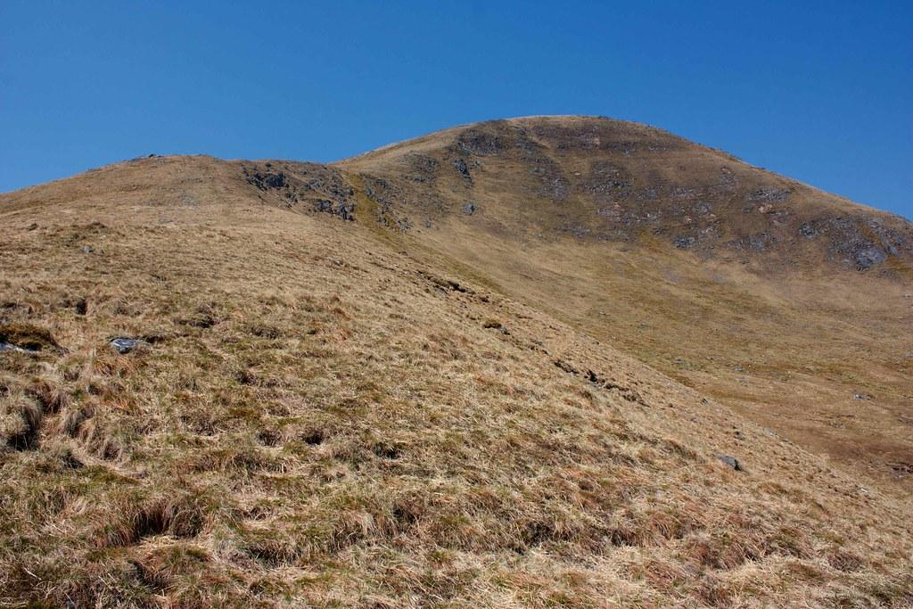 Sgurr an Fhuarail South Top