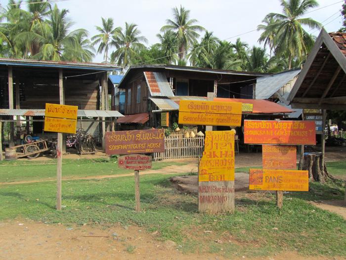 Don Khon Hotel Options