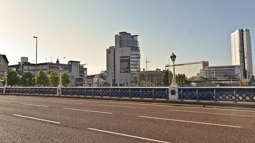 Belfast - Queens Bridge