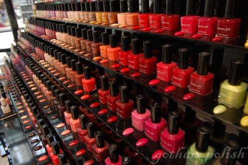 Inglot nail polish 3