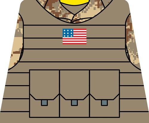 Decals Ww2 Lego U.s Army Decal Lego