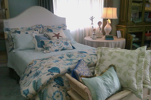 Posh Living's Custom Bedding