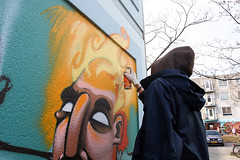 SH(OUT)!!! - Amsterdam Zuid-Oost (UrbanArtNOW) Tags: urban streetart art amsterdam painting underground skinny gris graffiti stencil pieces character murals exhibition kong urbanart enzo slider burner omsk crush seam exchange nero korn erase ogre spraycan wok shout gomer serk molotow spek sobek tchad conceptwall kcis revert soten nychos krea skia krio muralism tiws wame bomr philippjordan sket185 royschreuder thijmengeluk urbanartmuralism frauisa petercoolen sick77 woperheroe