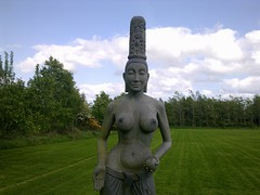 Victoria's Way - Indian Sculpture Park, Roundwood, Co. Wicklow, Ireland