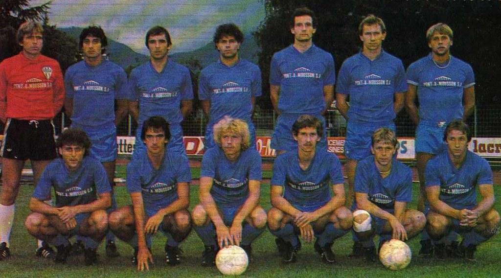 Blénod 1982-83