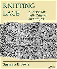 Knitting Lace cover image