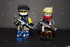 Spec ops (-Juzu-) Tags: lego ba bf customlego legofig customba camolego