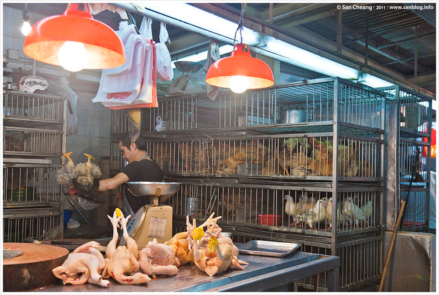 澳門紅街市 - 家禽類