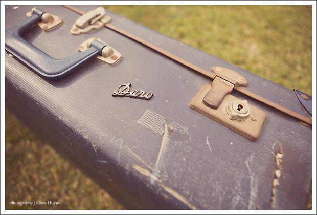 June 5 - Vintage Suitcase
