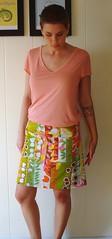 flora skirt 1