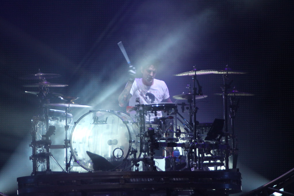 Tommy Lee Drums Wallpaper Tommy Lee Pearl Drums