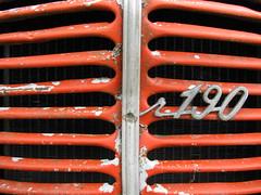 Tractor - Steyr 190 (Been Around) Tags: auto red tractor june austria österreich europa europe traktor niceshot symbol travellers landwirtschaft eu bulldog vehicle oldtimer oberösterreich traktoren autriche austrian aut steyr agrar oö ö upperaustria 2011 steyrling 5photosaday a rettenbach onlyyourbestshots 19641967 hauteautriche concordians thisphotorocks steyr190 worldtrekker steyrtraktor visipix bezirkkirchdorf expressyourselfaward flickrunitedaward bauimage mygearandme steyrtype190 steyrtraktoren