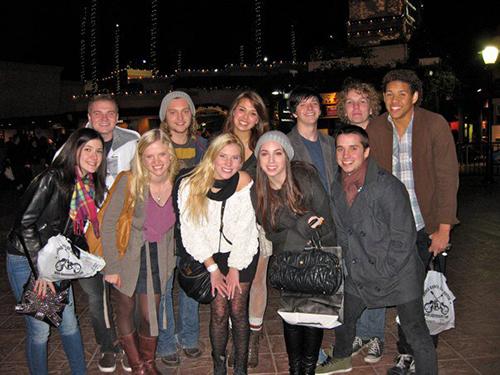 13! Cast Reunion