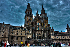 HDR catedral de Santiago 1