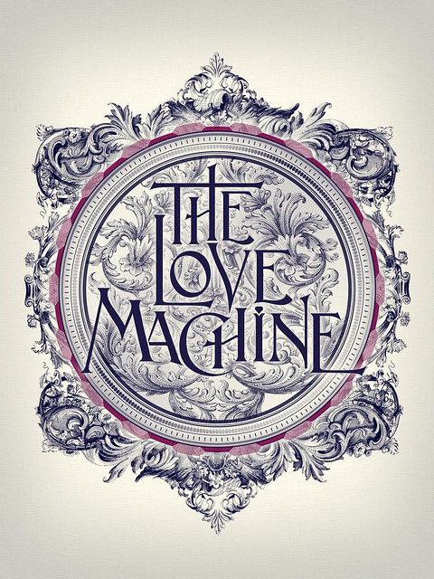 The Love Machine - Spec Poster