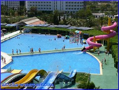 Overview III - Alcudia Water park
