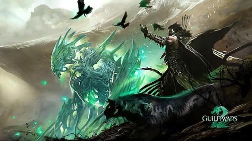 Guild Wars 2 Features Under Water Combat