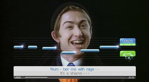 SingStar: Talk Talk Such A Shame