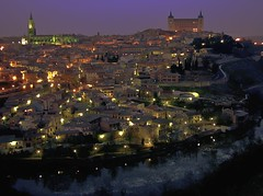 TOLEDO_ NOCTURNO  NIGHT (Antonio Mesa Latorre) Tags: city rio night river ciudad pit toledo tajo nocturno wow1 topshots panoramafotogrfico ringexcellence magicmomentsinyourlifelevel1