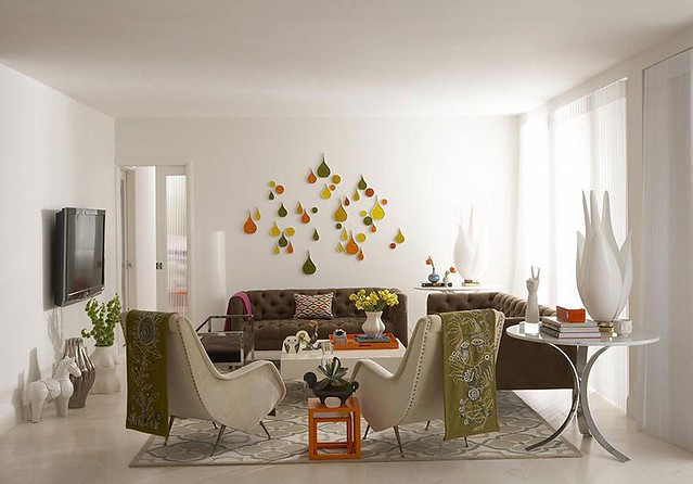 Living Room - JA Decor