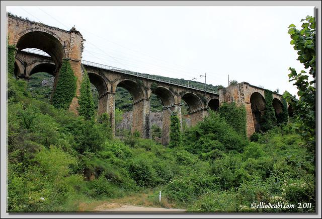 Puente de la vía (Pancorbo) 1