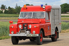 Sturgate Airfield Fire Vehicle (QSY on-route) Tags: club fire rover land service aero lincon sturgate egcs rffs 04062011