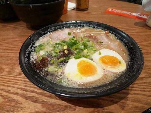 Ikkousha's Hakata Ajitama Ramen