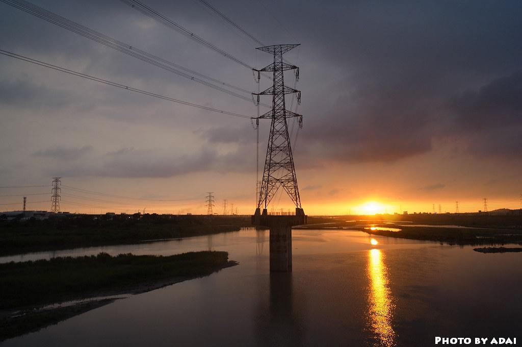 2011.7.2 夕陽