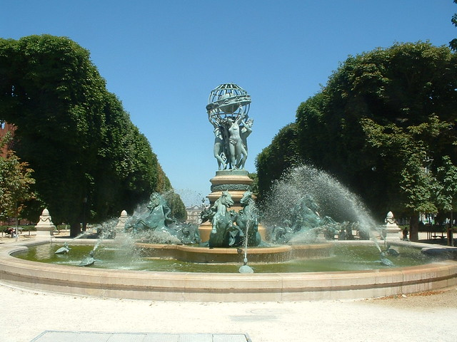 Jardin du Luxembourg 9