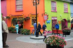 Colorful Kinsale (dorameulman) Tags: kinsale cocork ireland streetshot streetscene color dorameulman travelphotography canon